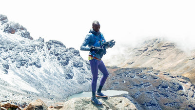 Kenyan Athletes Set Goal of Mountain Running Records