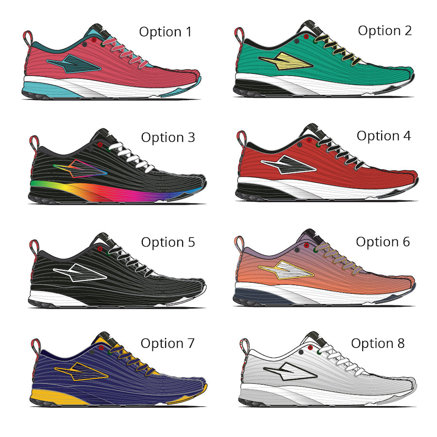 Some inspirations for Lapatet Colorways