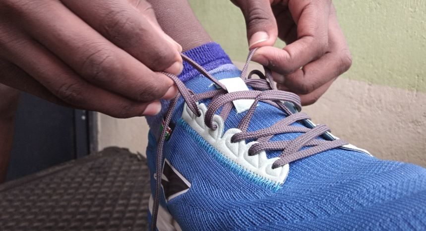 Updated lacing system