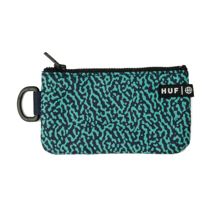 Memphis Coin Pouch Other Accessories/Navy/Green