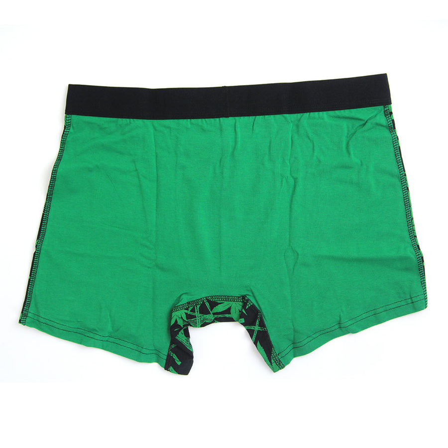 High Times Boxers/Green/Black