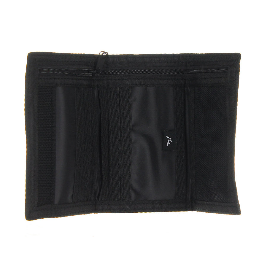 Mayan 3 Tri - Fold Wallet Other Accessories/Black