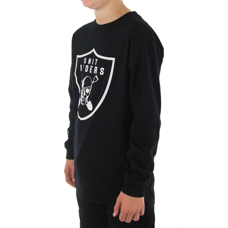 Youth L/S Tee Riders