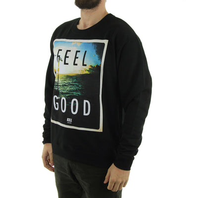 Feel Good Crew/Black