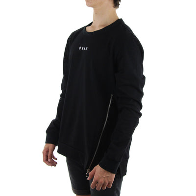 Riot Sweater Crew/Black