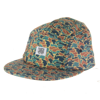 Hunting 5 Panel in Duck Camo