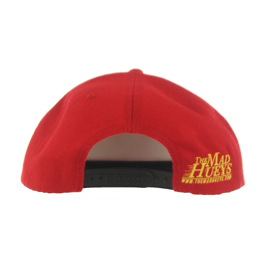 Original Captain Snapback/Red