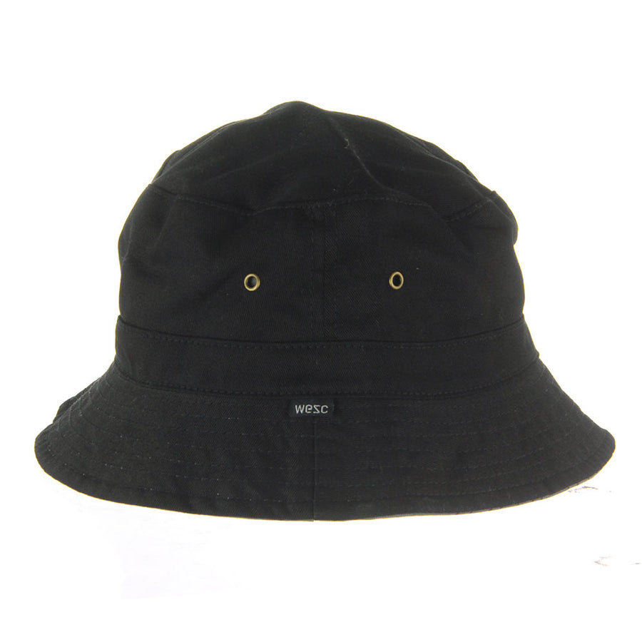 Wr Bucket Reversable Hats/Black/Grey