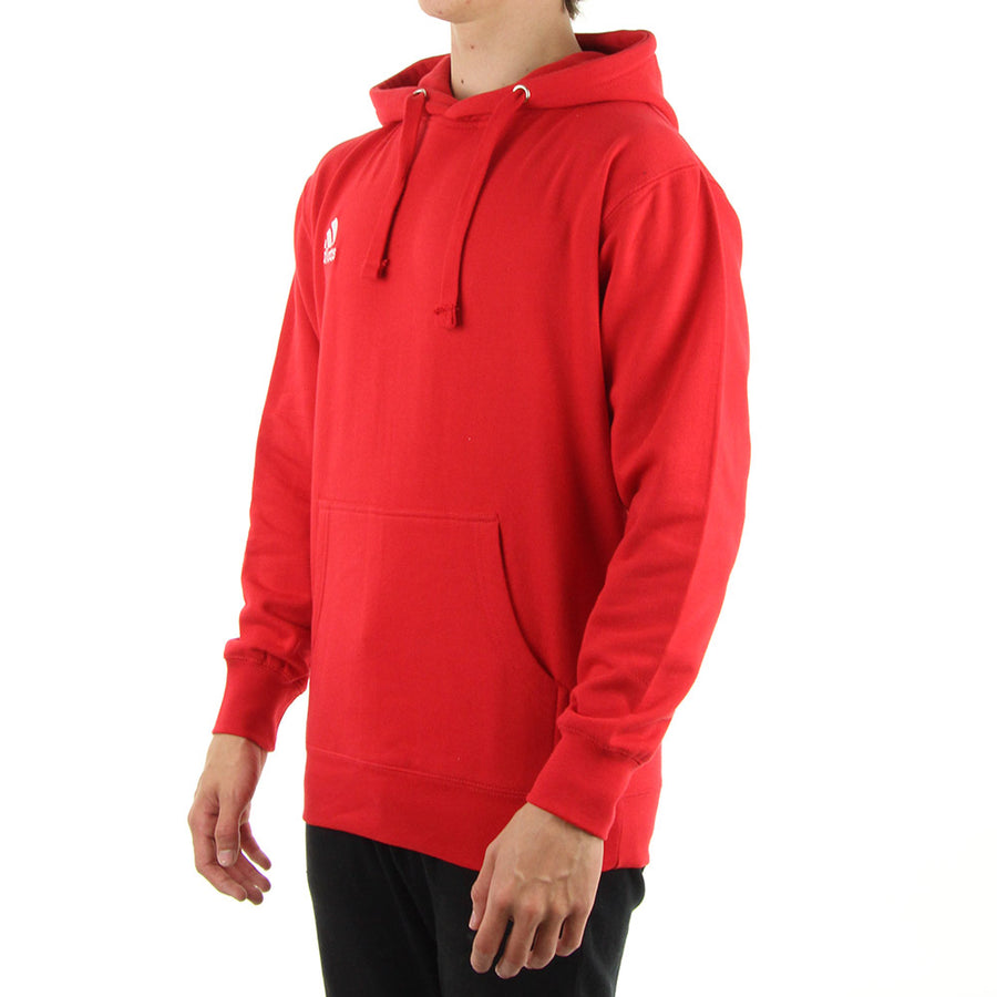 Coref Hoodie/Red/White