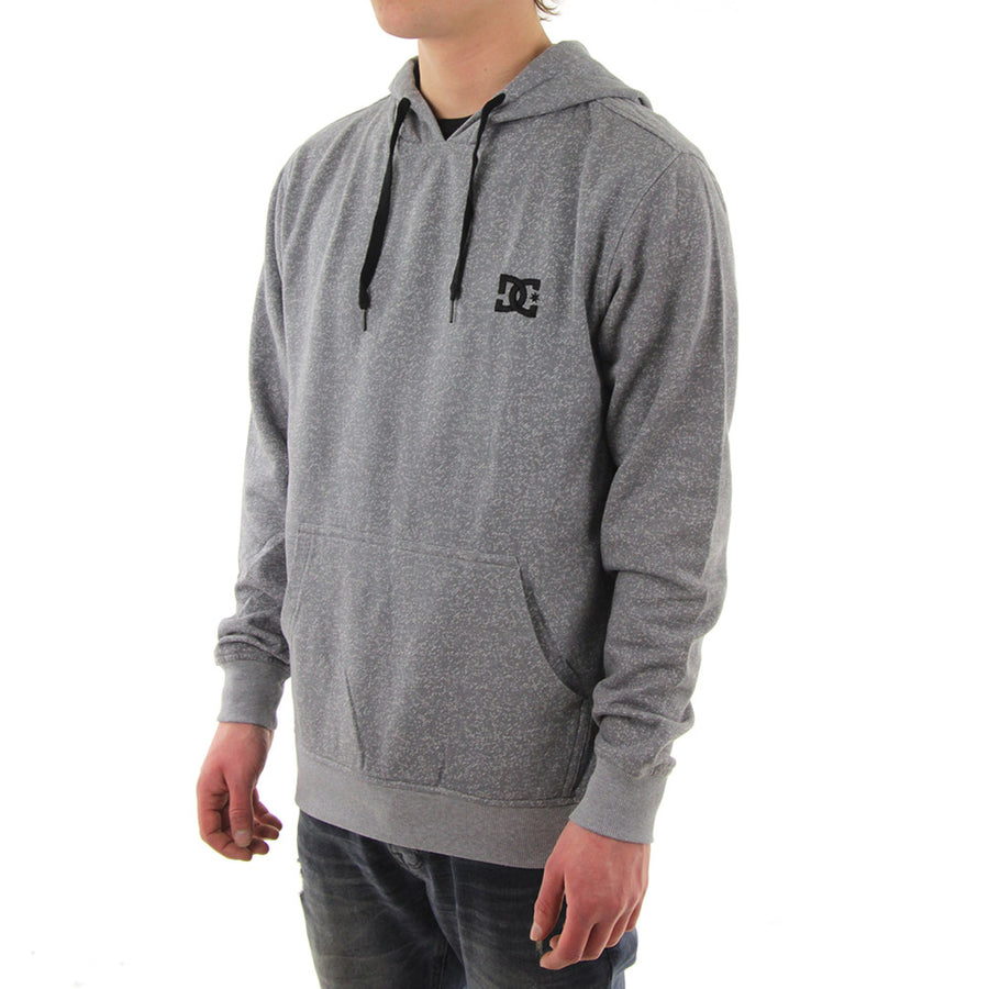 Rebel Simplistic Hoodie/Grey Heather