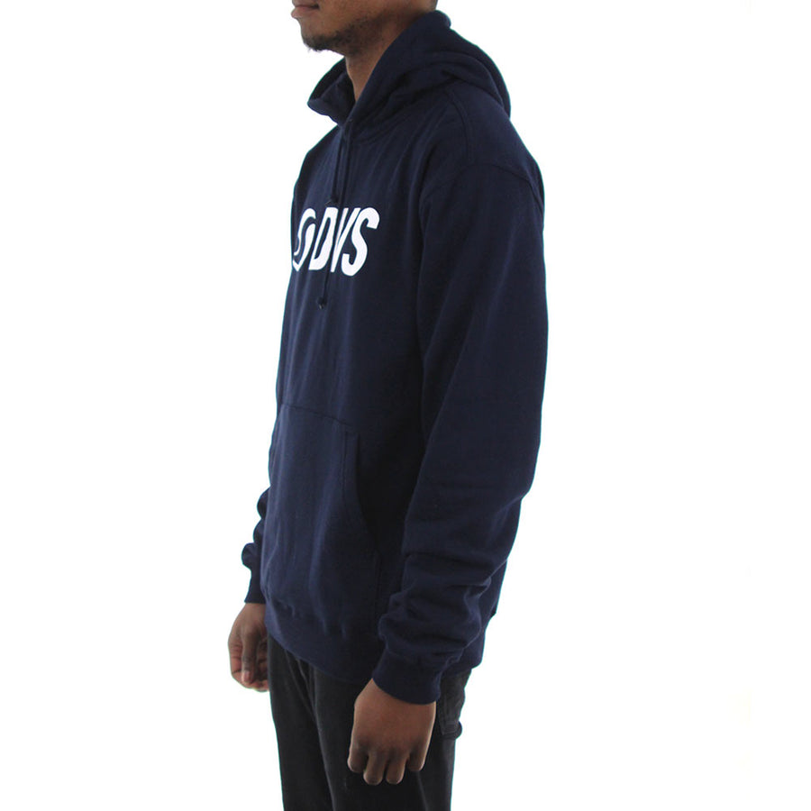 Action Logo Pullover - Navy