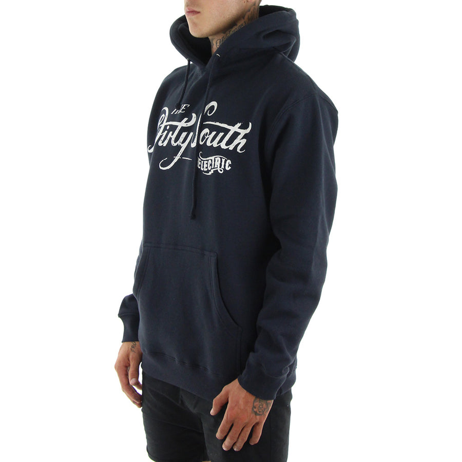Dirty South Pullover Hoodie/Navy