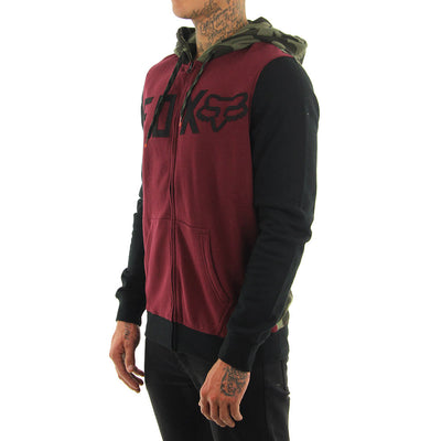 Wingd Zip Fleece