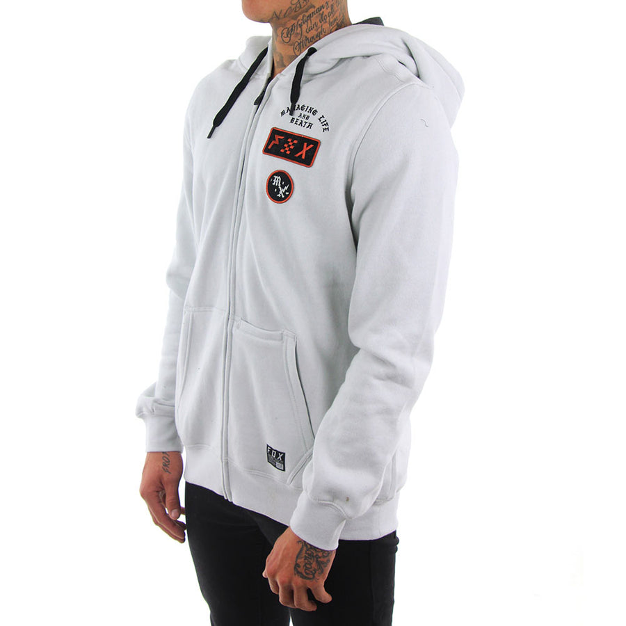 District 4 Zip Fleece