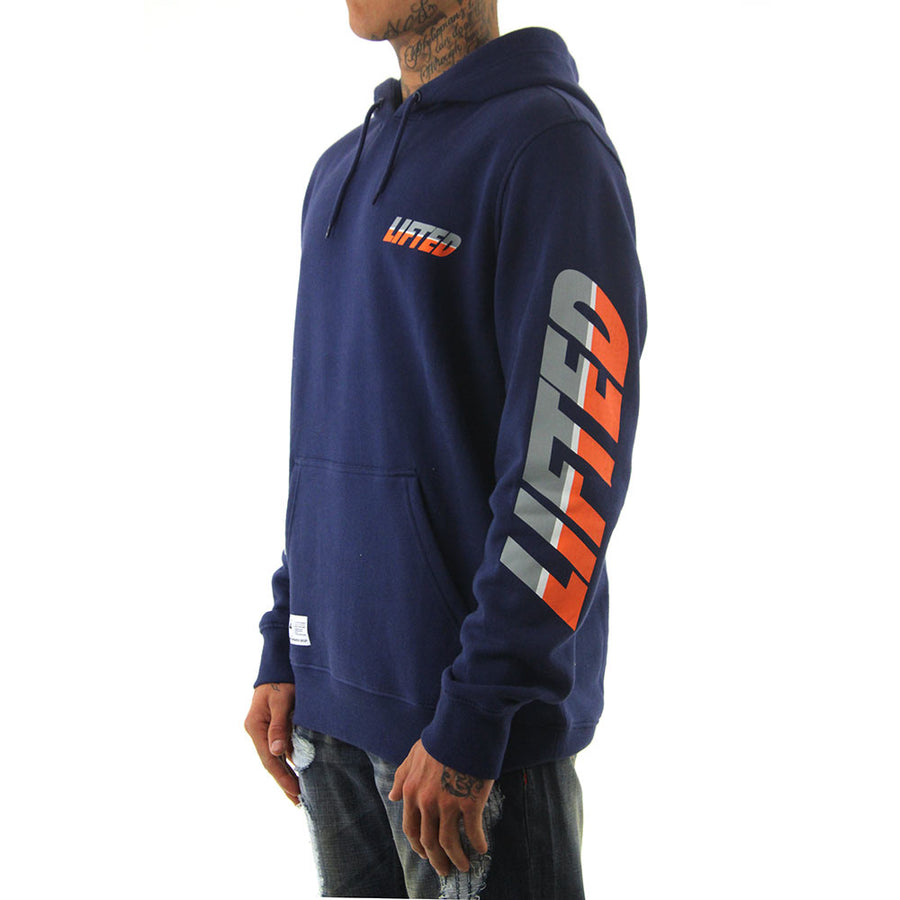 Triple Lifted Pullover Hoodie