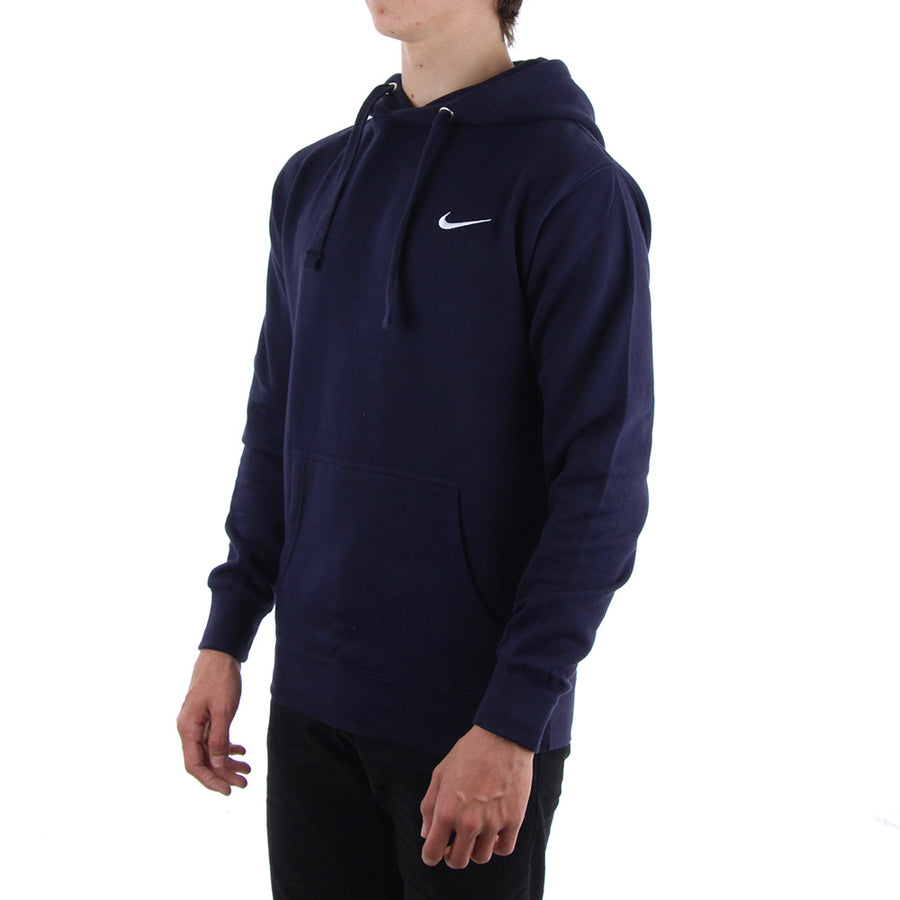 Small Logo Hoodie/Navy