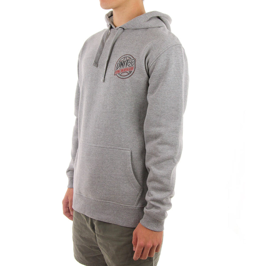 Compound Fleece Pullover