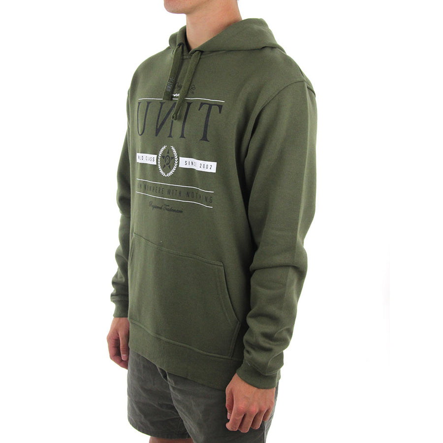 Exempt Fleece Pullover