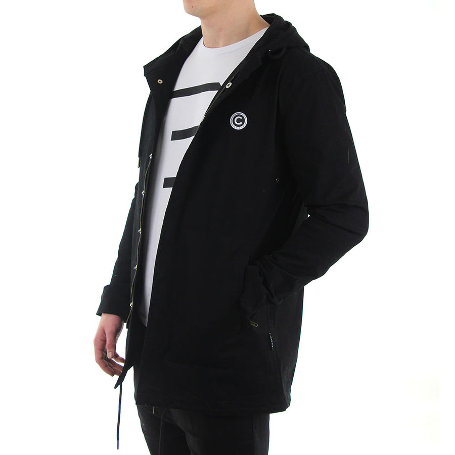 Essential coat - Black
