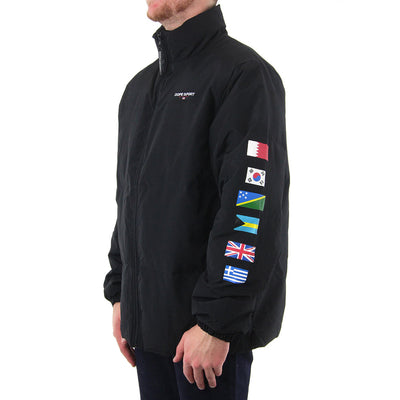 Tournament Puffer - BLACK Jacket