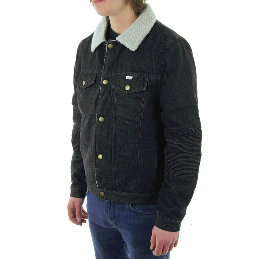 Shabba Sherpa Jacket/Black