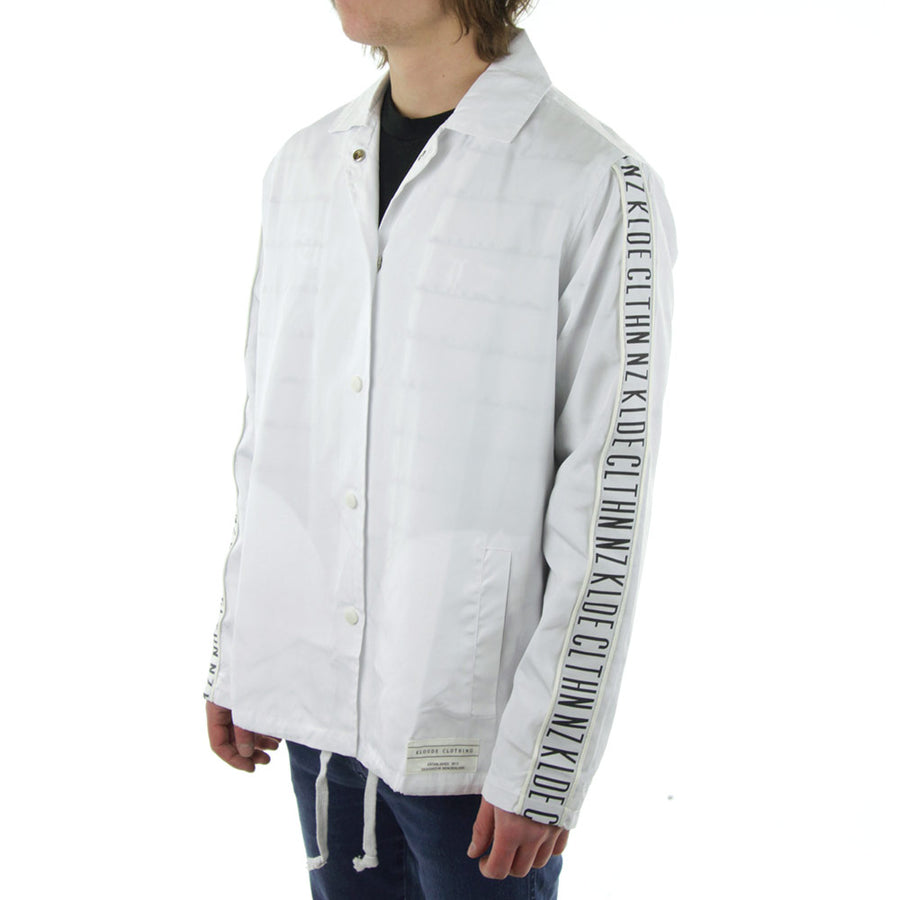 Leisure Coaches Jacket/White
