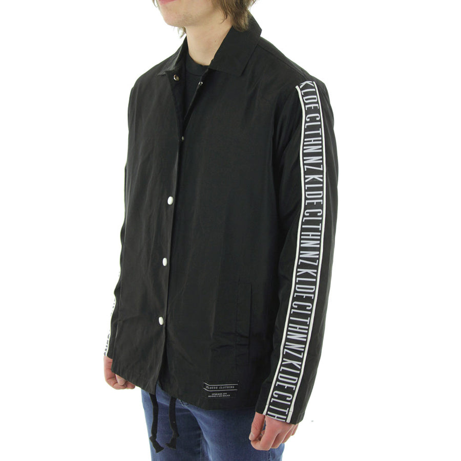 Leisure Coaches Jacket/Black
