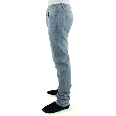 Alessandro 5 Pocket Jeans/Sea Salt