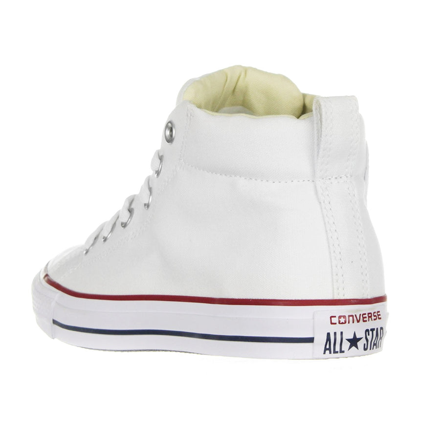 Chuck Taylor Street Shoes/Natual White