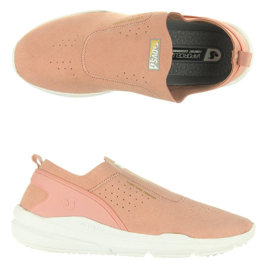 Cinch_LT+ Womens - Salmon Suede