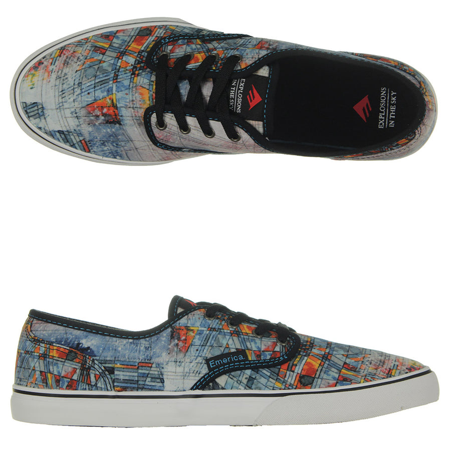 Wino Cruiser x EITS Shoes/White/Print