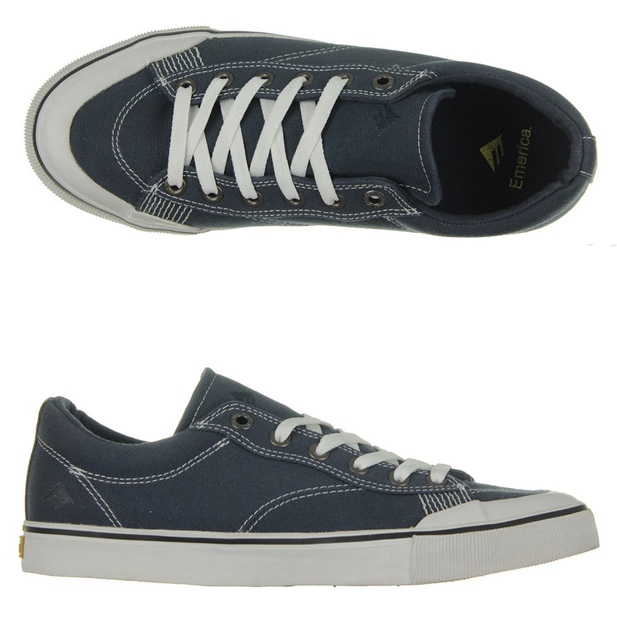 Indicator Low Shoes/Navy/White