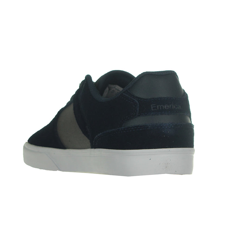 The Reynolds Low Vulc Shoes/Navy/Grey