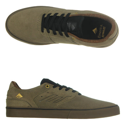 The Reynolds Low VULC - Tan