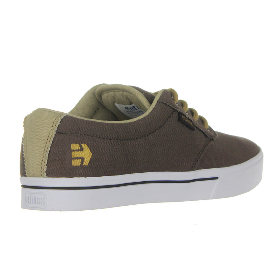 Jameson 2 Eco Shoes/Brown/Tan/White