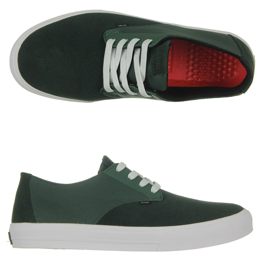 Motley Lyt Shoes/Green/White
