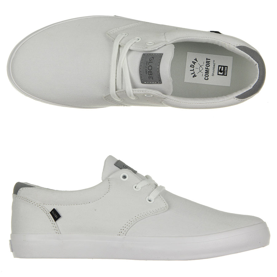 Willow Shoes/White/White