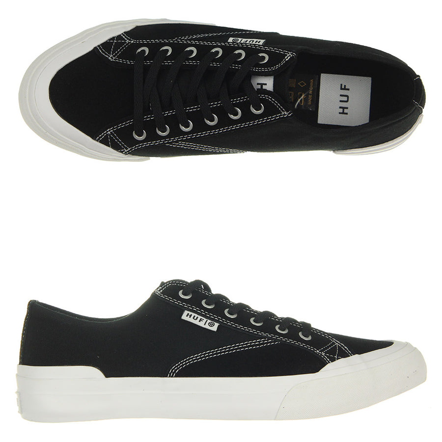 Classic Lo Ess Shoes/Black/White