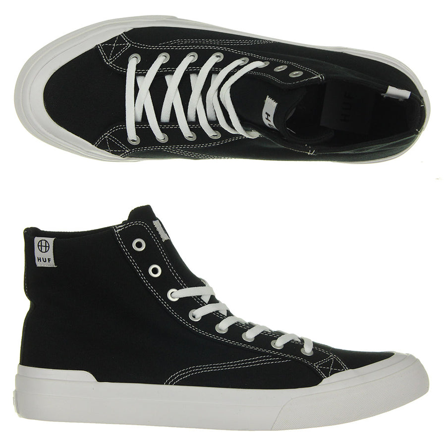 Classic Hi Ess TX Shoes/Black