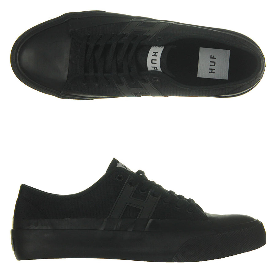 Hupper 2 LO Shoes Black/Black