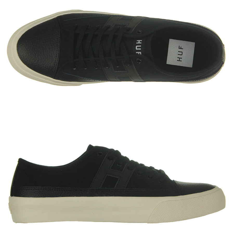 Hupper 2 LO Shoes Black/Cream