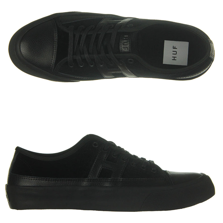 Hupper 2 LO Shoes Black Velvet