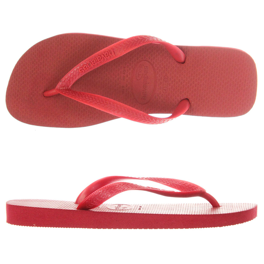Top Jandals/Red