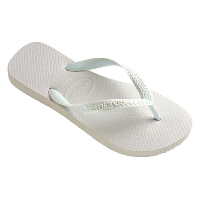 Top Jandals/White