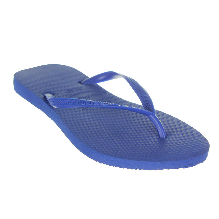 Slim Jandals/Blue Star