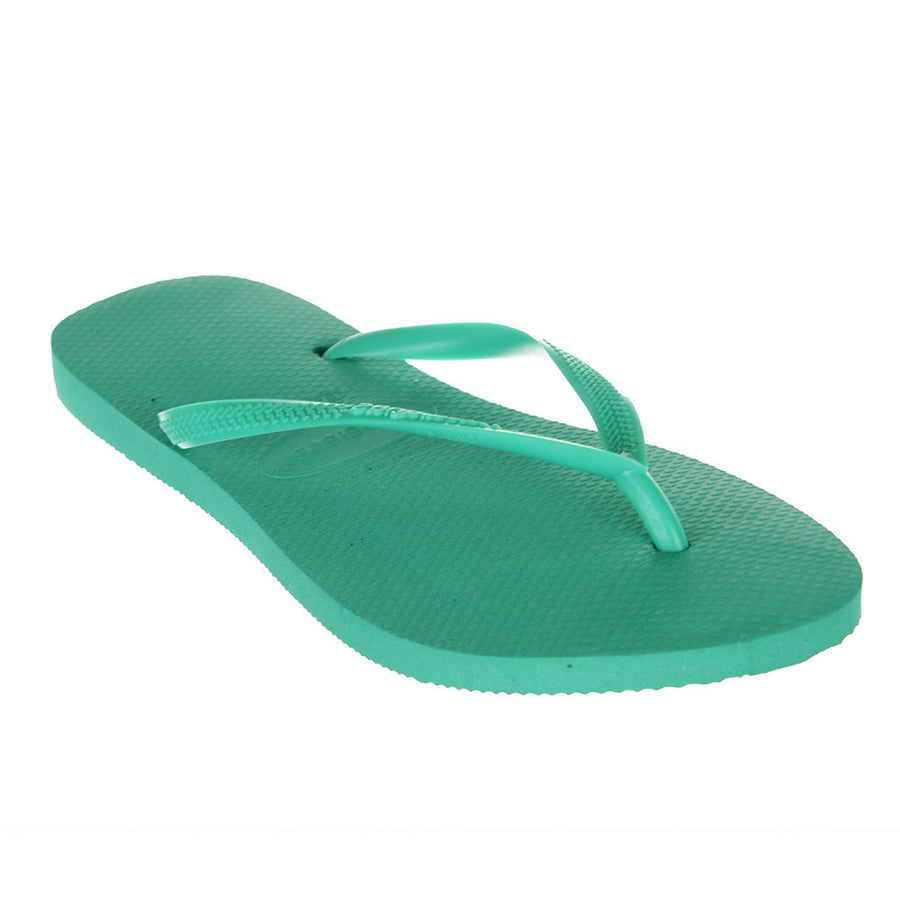 Slim Jandals/Mint Green