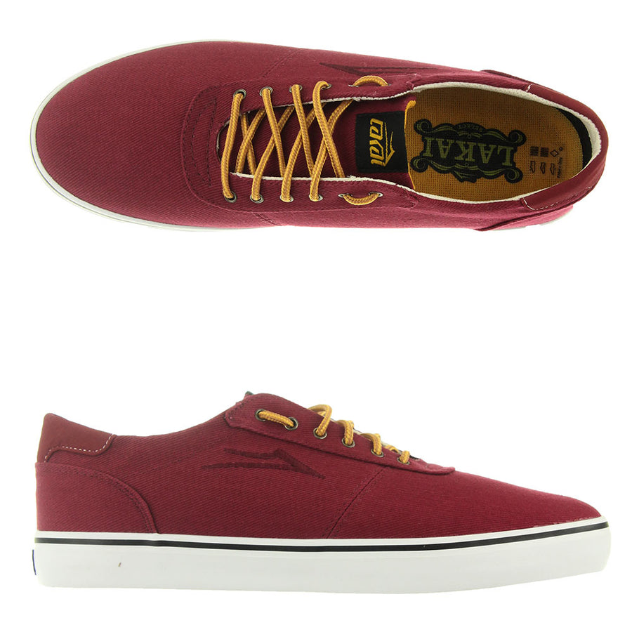 Manchester Lean - Oxblood