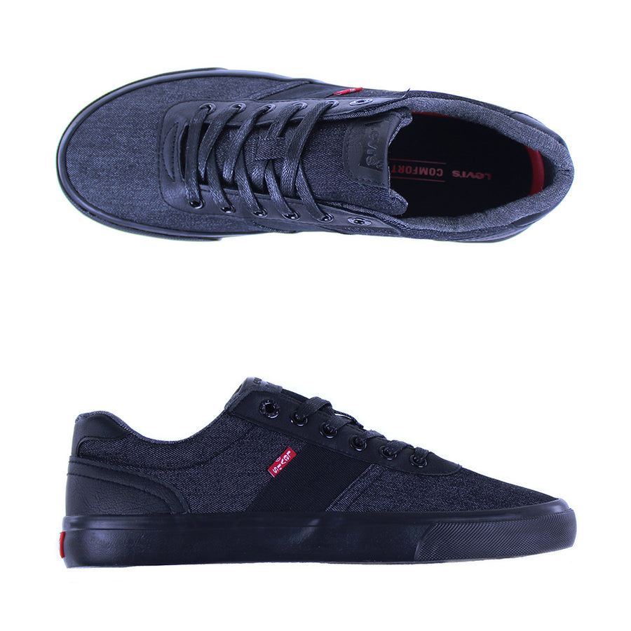 Miles Shoes/Denim/Onyx Black