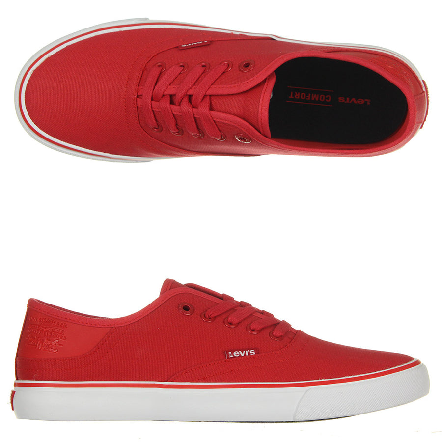 Monterey Core Shoes/Red