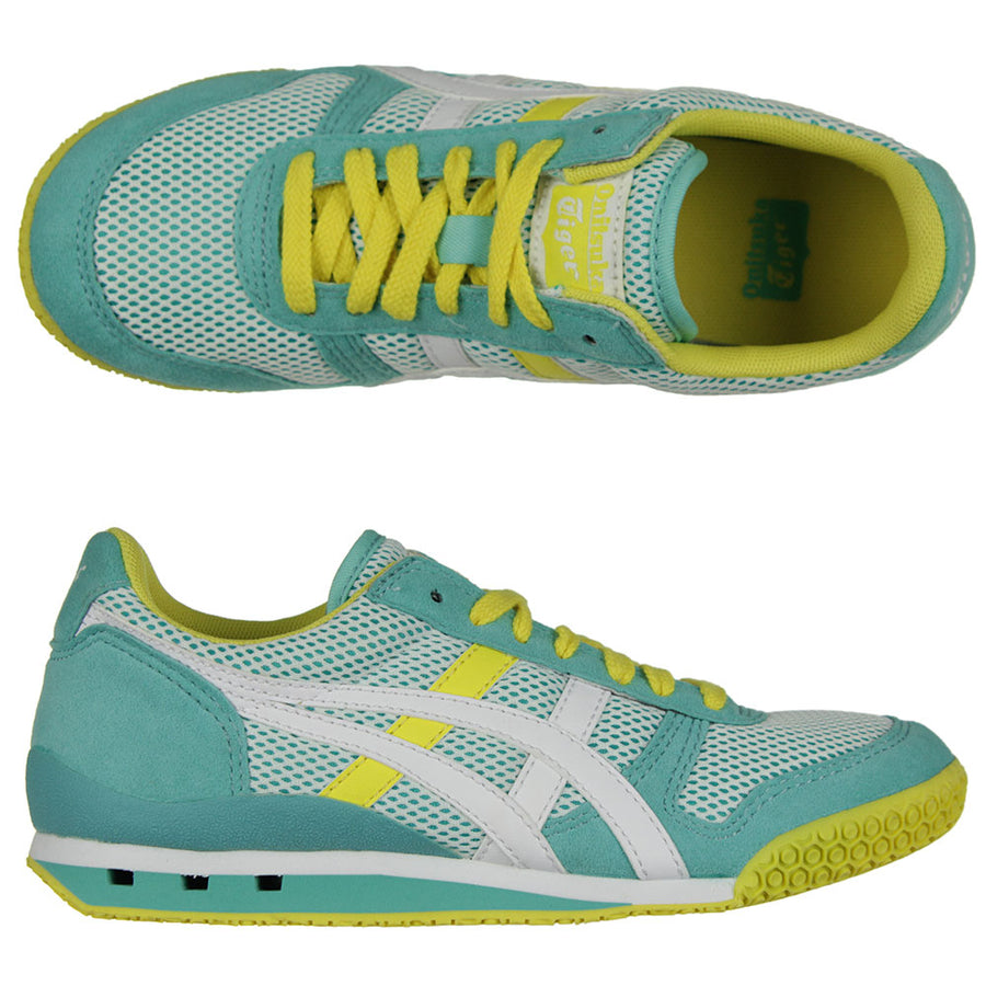 Onitsuka Tiger Shoes/Mint/White/Yellow